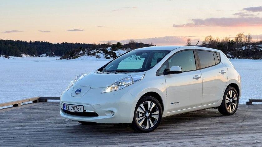 Nissan-Leaf (Landsape)
